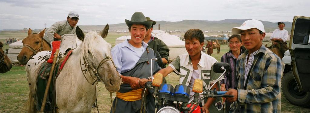 Immersion chez les nomades