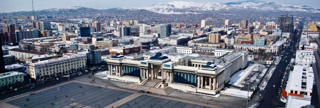 Oulanbator – la capitale de Mongolie